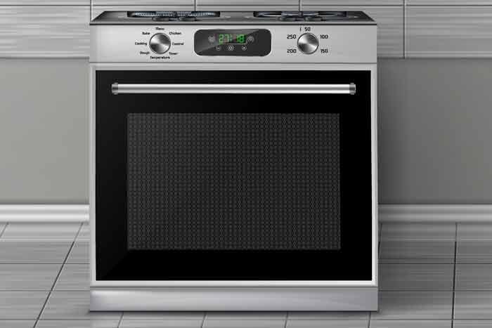 Επισκευή ηλεκτρικής κουζίνας φούρνου