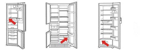 Επισκευές ψυγείων serial