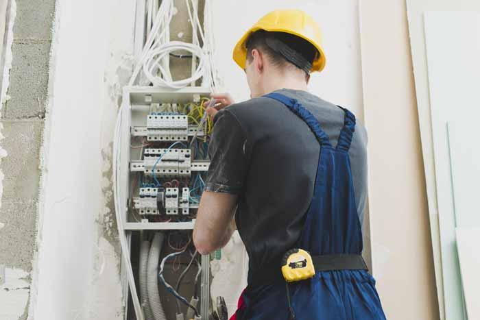 Ηλεκτρολογικές εγκαταστάσεις κτιρίων